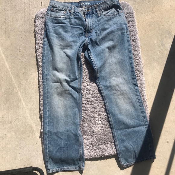 Classic Medium Wash Jeans